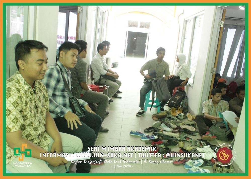 Seri Mimbar Akademik Photo 3- Center for Integrative Zoology with Laboratorium Matematika UIN Sunan Kalijaga