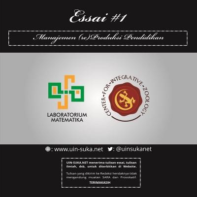 Manajemen (Re)Produksi Pendidikan | Essai #1