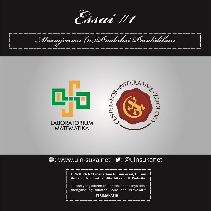 manajemen (re)produksi pendidikan