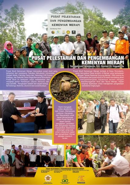 Pusat Pelestarian & Pengembangan Kemenyan Merapi