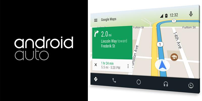 Android Auto dan Maps