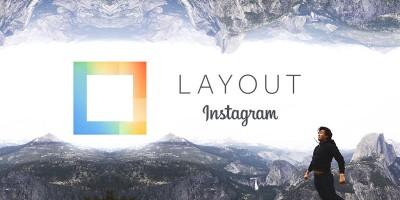 Instagram kini mempunyai aplikasi layout foto