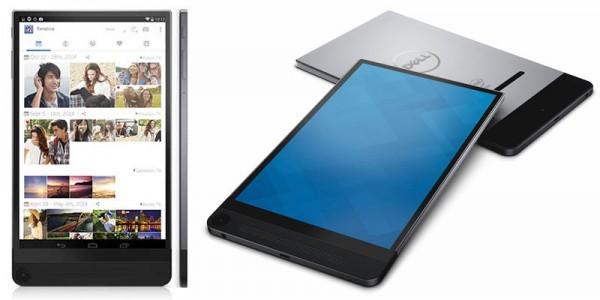 Merasakan tablet tertipis, Dell Venue 8 dengan teknologi kamera Realsense
