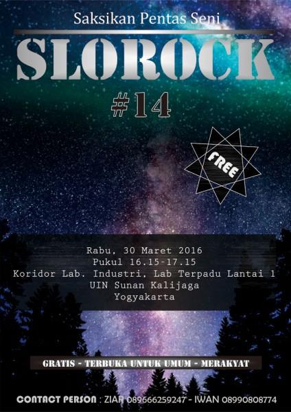 Pentas Seni Slorock #14