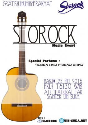 Pentas Musik Slorock #20