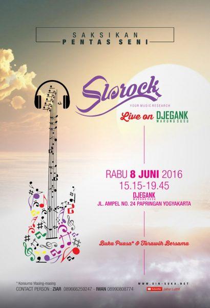 Pentas Seni Slorock #22 Live on Djegank Warung Susu
