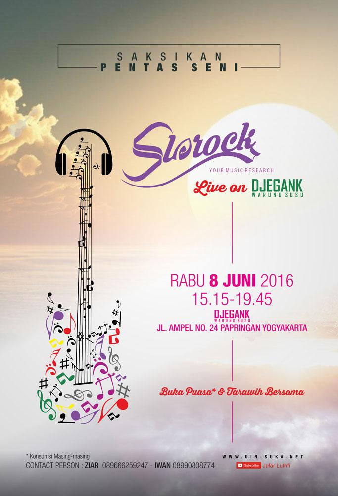 Pentas-Seni-Slorock-#22-#djegank
