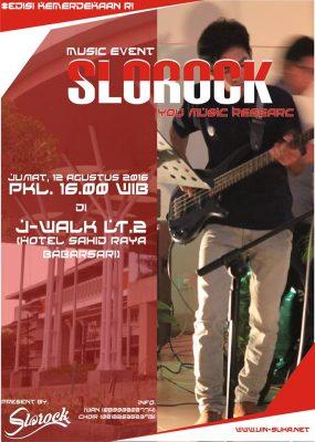 Pentas Musik Slorock #25