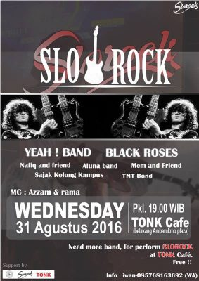 SLOROCK Music Event #28