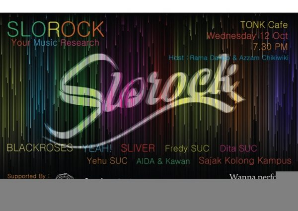 SLOROCK Music Event #36
